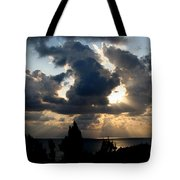 After The Storm Tote Bag by John Chatterley