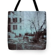 After The Storm Tote Bag by Margie Hurwich