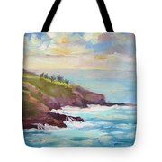 After The Storm Maui Tote Bag