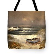 After The Storm Passed Tote Bag