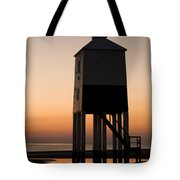 After The Sun Set Tote Bag by Anne Gilbert