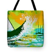 After The Wake Tote Bag