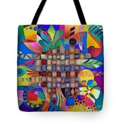 After Unexpected Rain Tote Bag