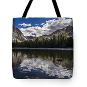Afternoon At Dorothy Lake Tote Bag