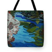 Afternoon At Frood Lake Outlet Tote Bag