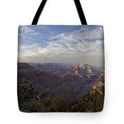 Afternoon At The Canyon Tote Bag