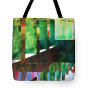Afternoon At The Office Tote Bag
