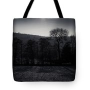 Afternoon Commute Tote Bag