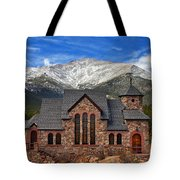 Afternoon Mass Tote Bag