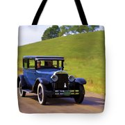 Afternoon Outing Tote Bag