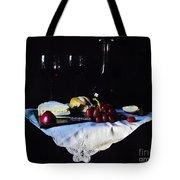 Afternoon Snack Tote Bag