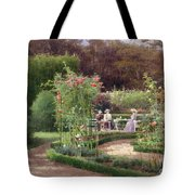 Afternoon Tea By The Laurel Arch Tote Bag