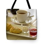 Afternoon Tea Tote Bag by Louise Heusinkveld