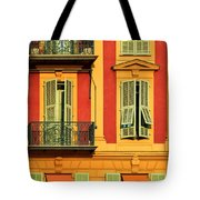 Afternoon Windows Tote Bag