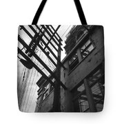 Against All Angles  Tote Bag
