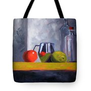 Against Giants Tote Bag by Nancy Merkle