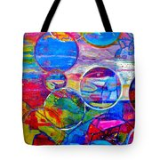 Against The Rain Vertical Tote Bag