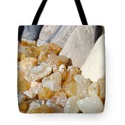 Agate Rocks Beach Art Prints Agates Tote Bag