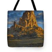Agathla Peak Monument Valley Tote Bag