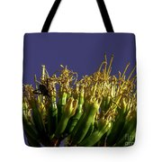 Agave Bloom Tote Bag