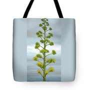 Agave Flower Spike Tote Bag