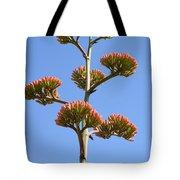 Agave Flowers II Tote Bag