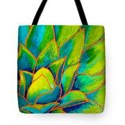 Agave Glow Tote Bag