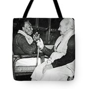 Age Makes Philosophers Of All Tote Bag