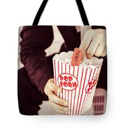 Age Of The Classic Movie Tote Bag