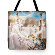 Age Teaching Youth Tote Bag