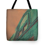 Aged Copper Theater Tote Bag