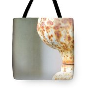 Aged Curves Tote Bag