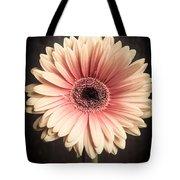 Aster Flower Tote Bag