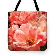 Aged Rose  Tote Bag
