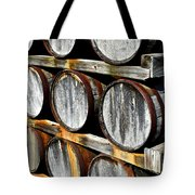 Aged Wine Tote Bag