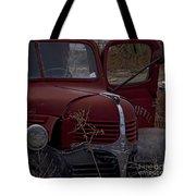Aging Dodge   #3514 Tote Bag