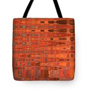 Aging Gracefully - Abstract Art Tote Bag