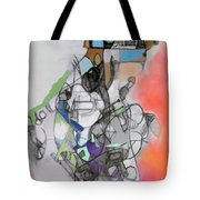 Self-renewal 10d Tote Bag