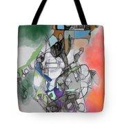Self-renewal 10e Tote Bag