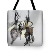 Self-renewal 13d Tote Bag