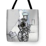 Self-renewal 14c Tote Bag