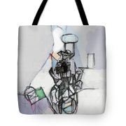 Self-renewal 14d Tote Bag
