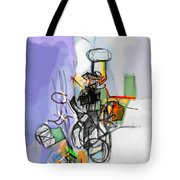 Self-renewal 14f Tote Bag
