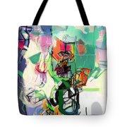 Self-renewal 14l Tote Bag
