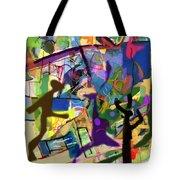 Self-renewal 15aa Tote Bag