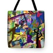 Self-renewal 15ab Tote Bag