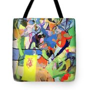 Self-renewal 15q Tote Bag