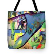 Self-renewal 15s Tote Bag