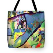 Self-renewal 15t Tote Bag