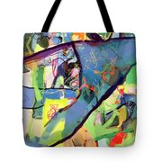 Self-renewal 15u Tote Bag
